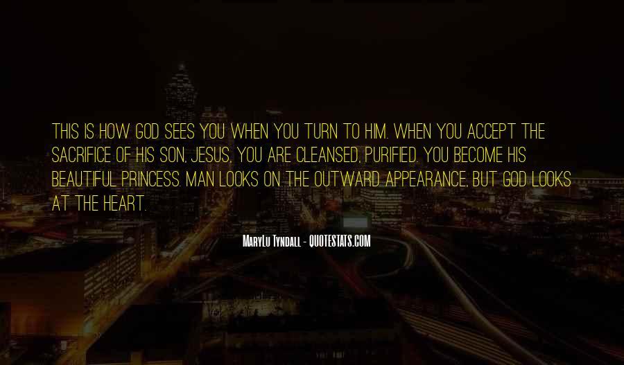 Quotes About Jesus Sacrifice #1246232