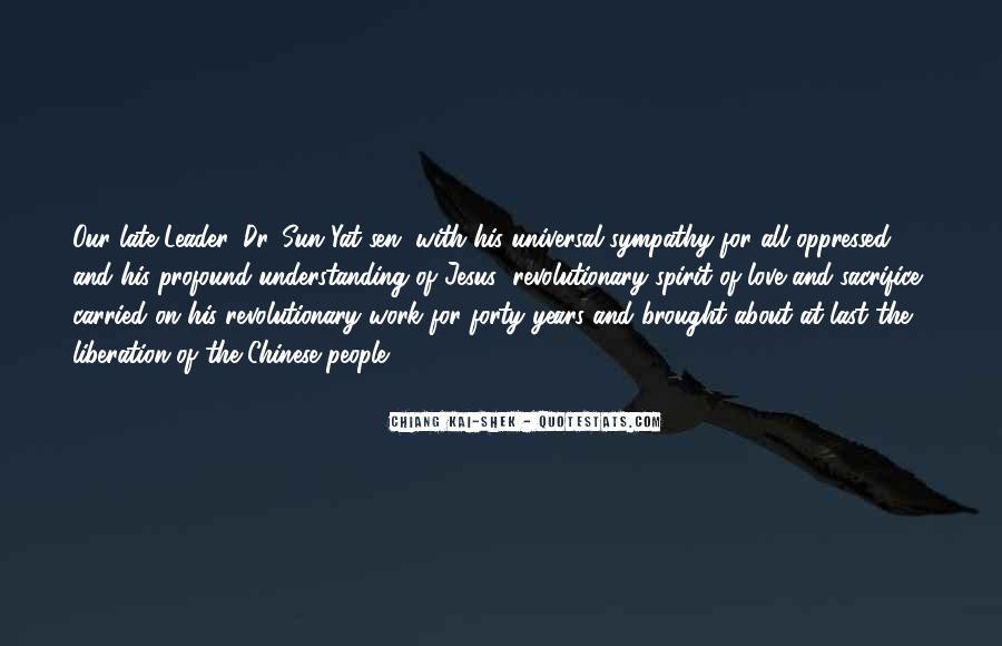 Quotes About Jesus Sacrifice #1338477
