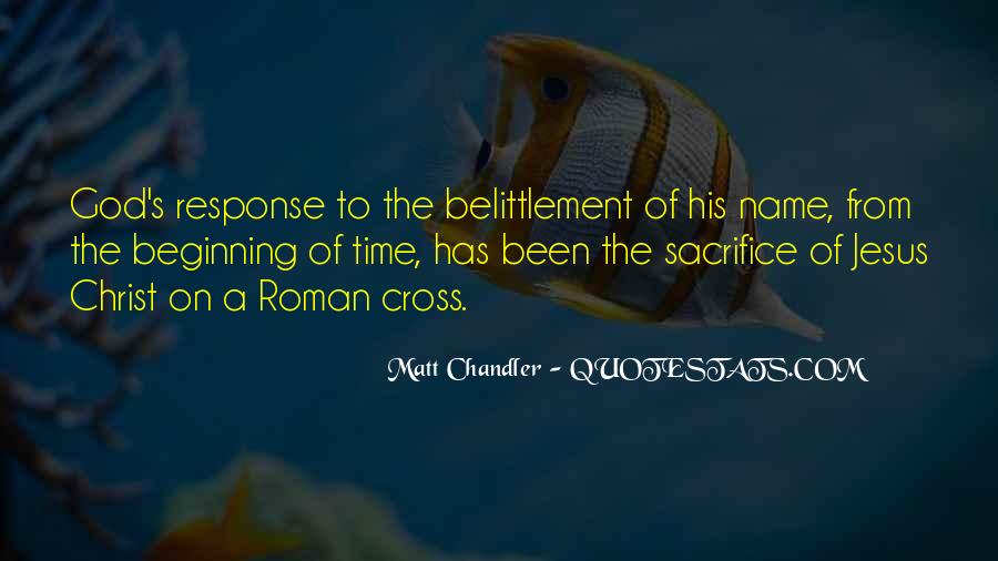 Quotes About Jesus Sacrifice #1397364