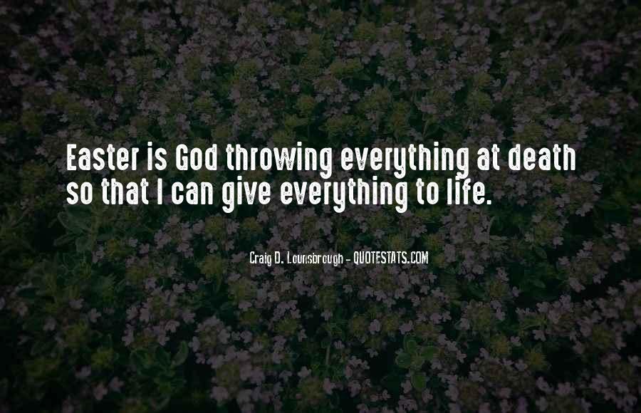 Quotes About Jesus Sacrifice #1420101