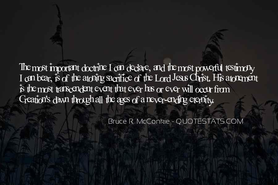 Quotes About Jesus Sacrifice #1560885