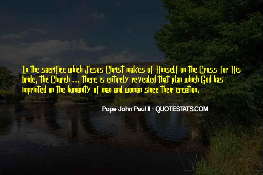 Quotes About Jesus Sacrifice #1797962