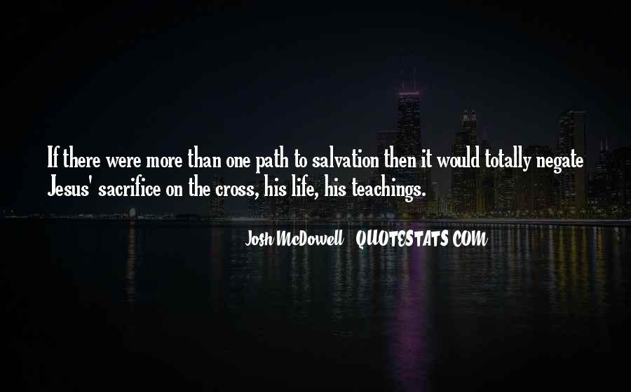 Quotes About Jesus Sacrifice #1803735