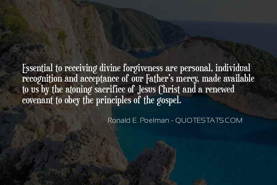 Quotes About Jesus Sacrifice #1855515