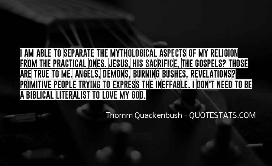 Quotes About Jesus Sacrifice #1876093