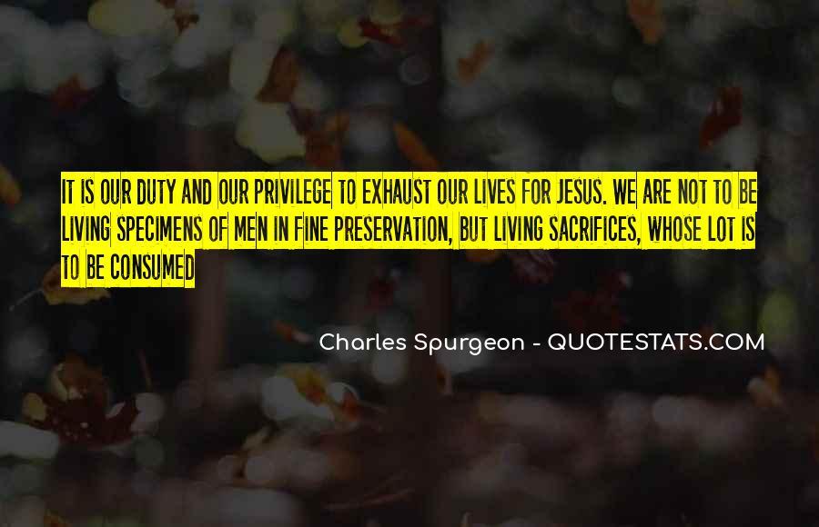Quotes About Jesus Sacrifice #358120