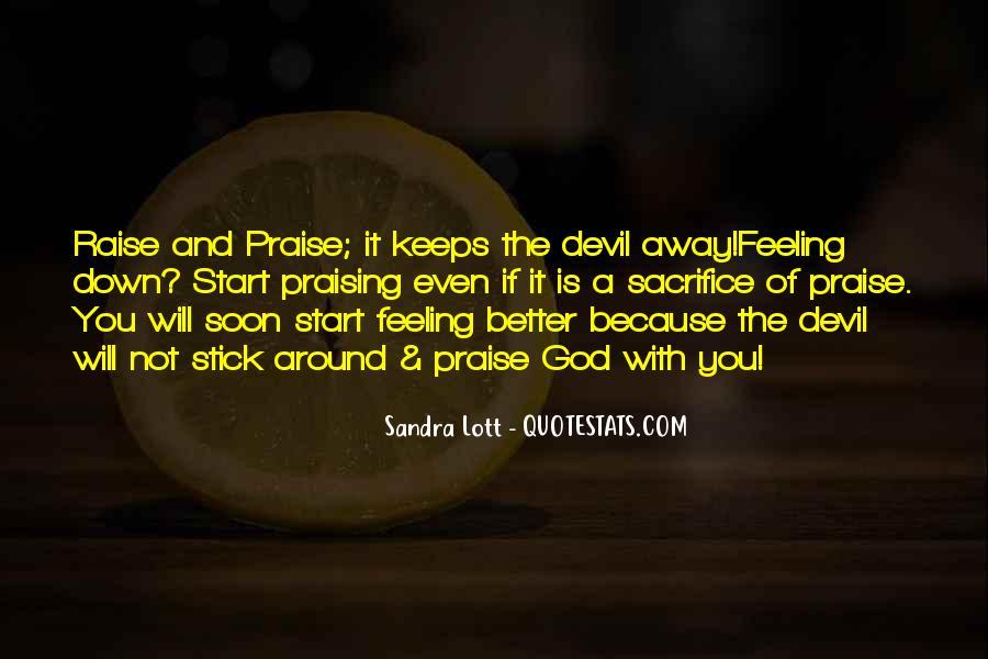 Quotes About Jesus Sacrifice #386338