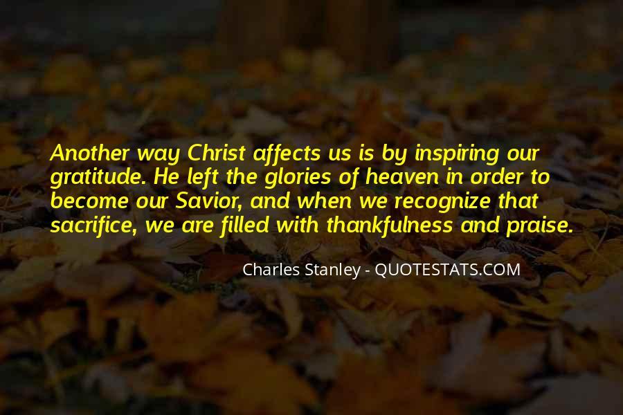 Quotes About Jesus Sacrifice #390536