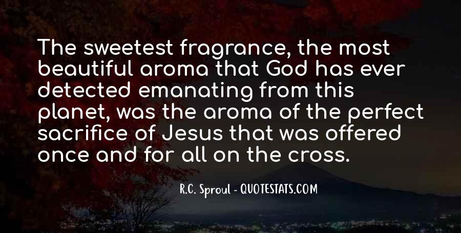 Quotes About Jesus Sacrifice #423577