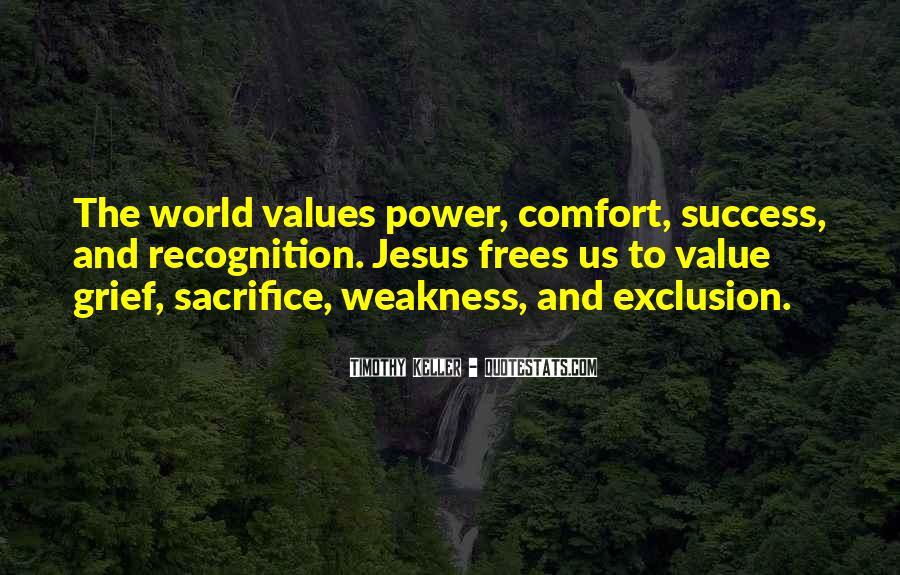 Quotes About Jesus Sacrifice #483164