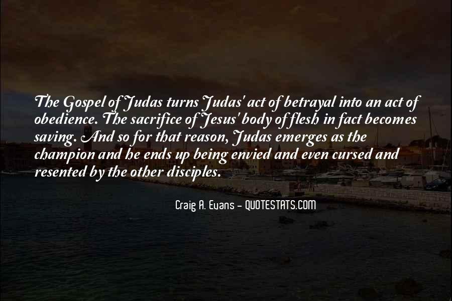 Quotes About Jesus Sacrifice #517941