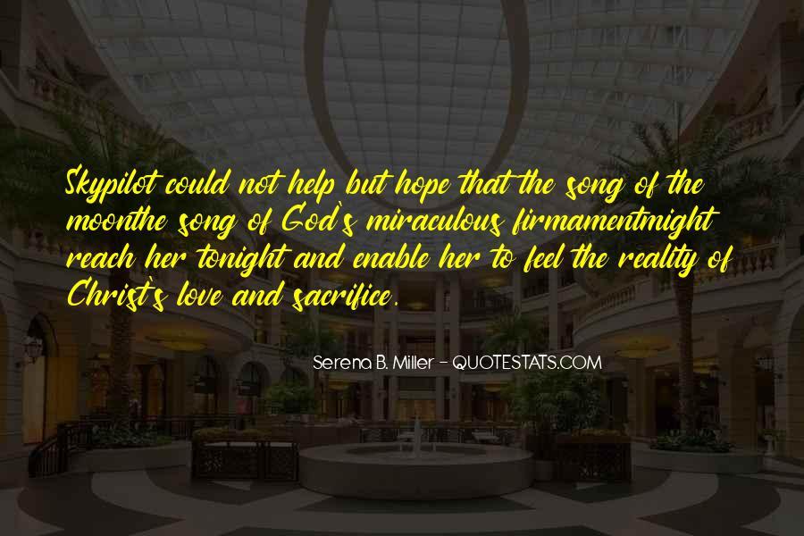 Quotes About Jesus Sacrifice #519750