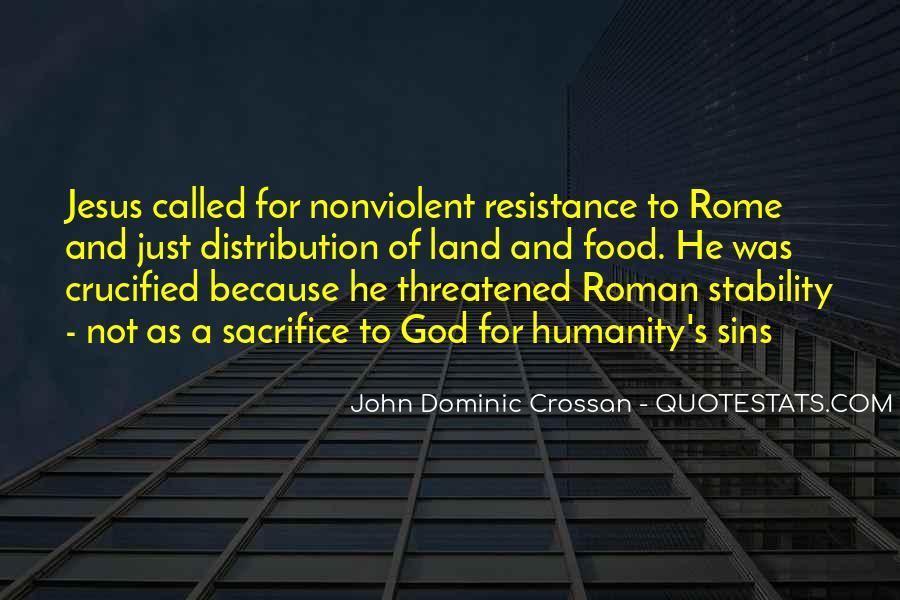 Quotes About Jesus Sacrifice #542550