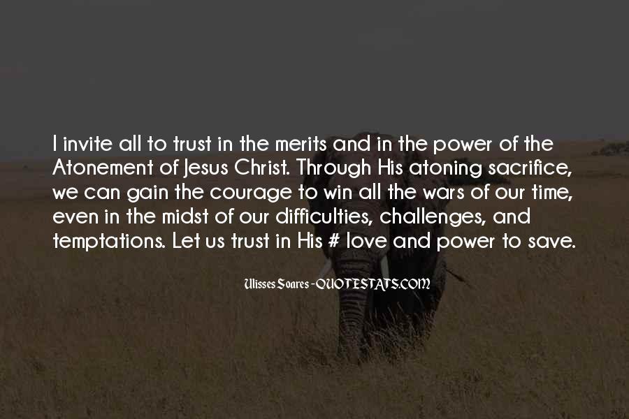 Quotes About Jesus Sacrifice #554695