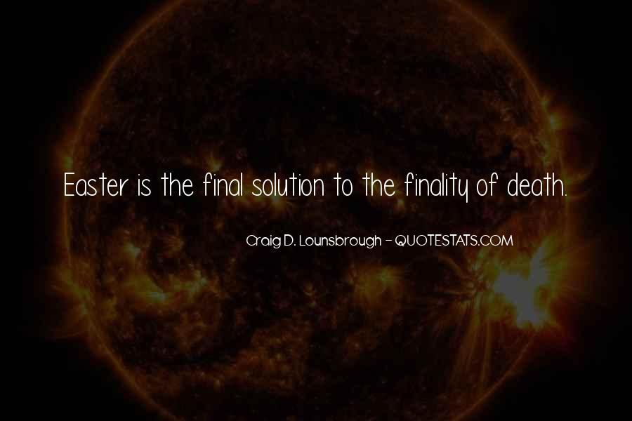 Quotes About Jesus Sacrifice #55735