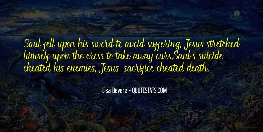 Quotes About Jesus Sacrifice #620858