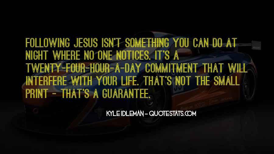 Quotes About Jesus Sacrifice #903910