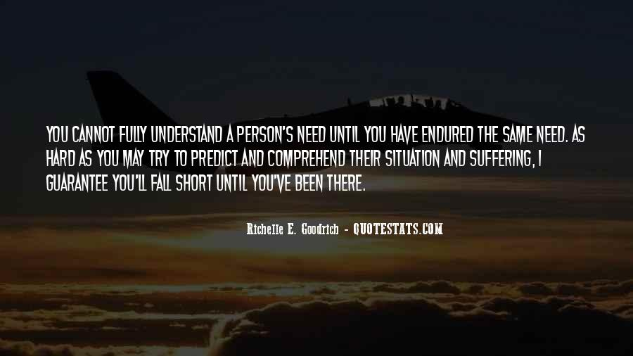 Quotes About Him Understanding Me #21991