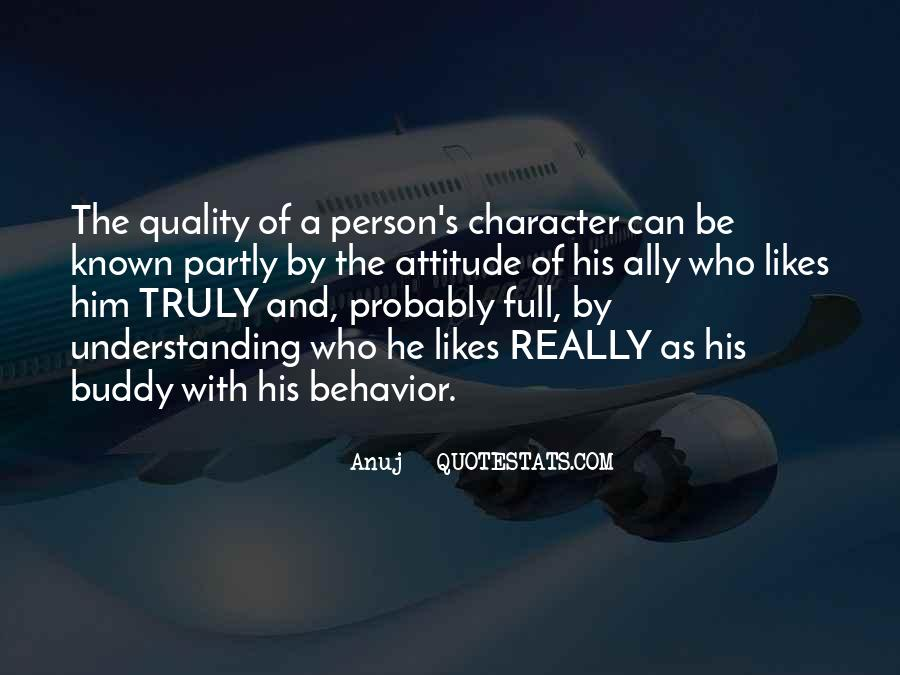 Quotes About Him Understanding Me #25223