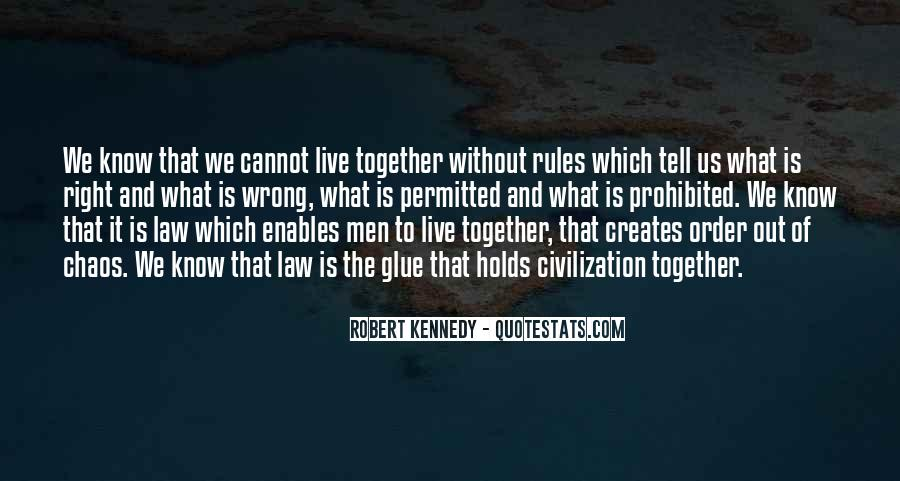 Quotes About Too Many Rules #11821