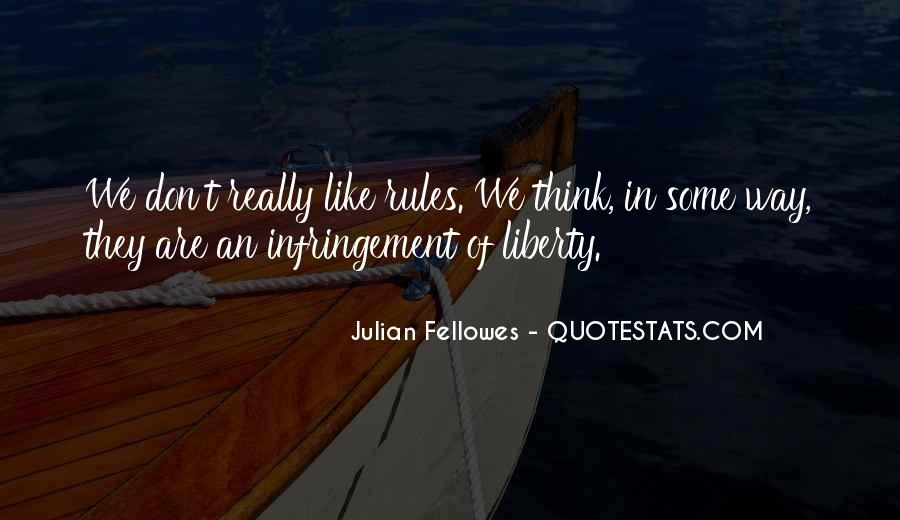 Quotes About Too Many Rules #13187
