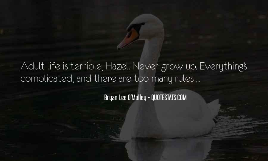 Quotes About Too Many Rules #165365