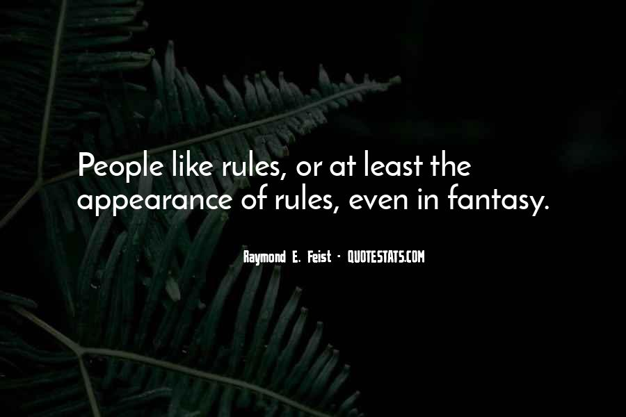 Quotes About Too Many Rules #18303