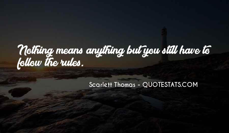 Quotes About Too Many Rules #7877