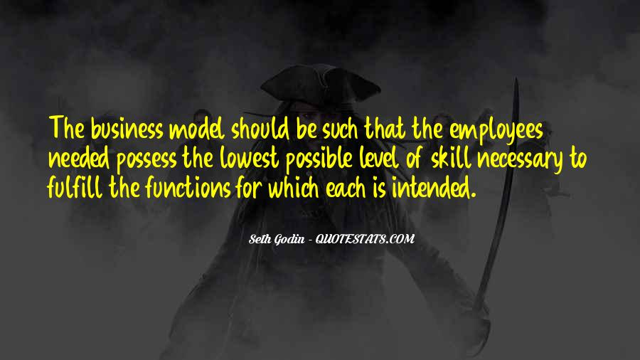 Quotes About Business Functions #1428416