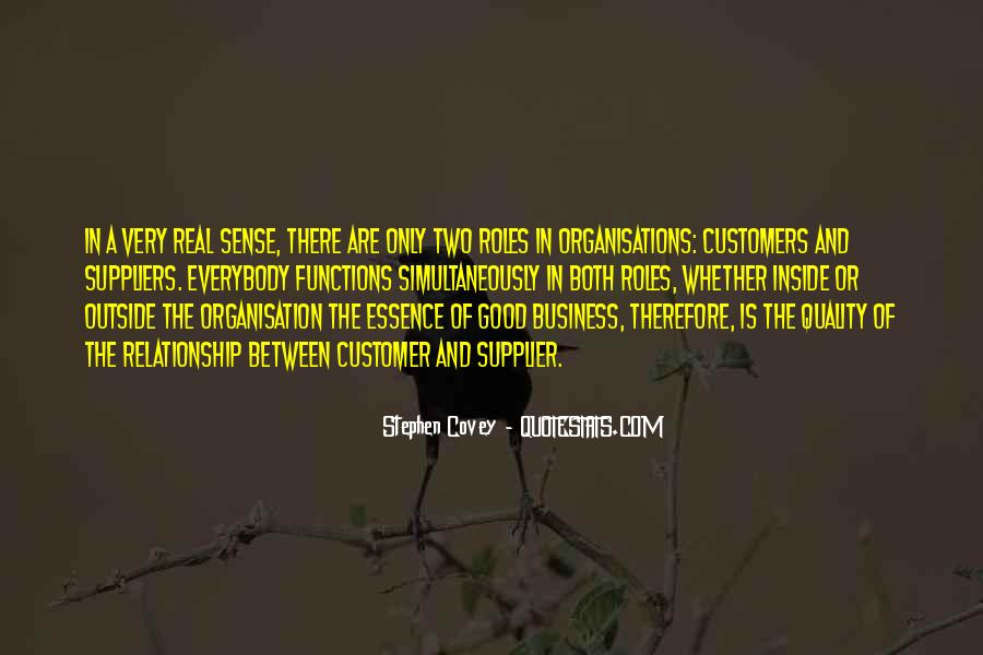Quotes About Business Functions #1580208