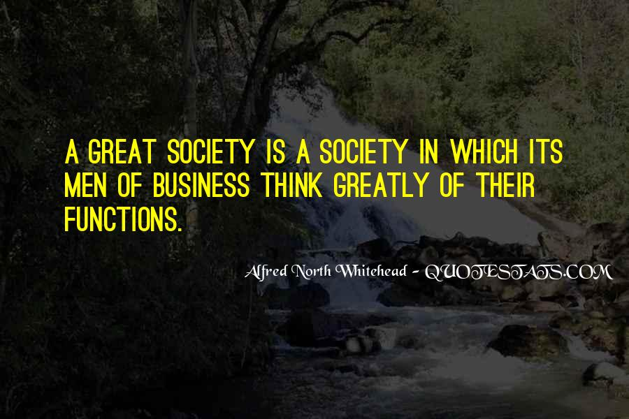 Quotes About Business Functions #514088