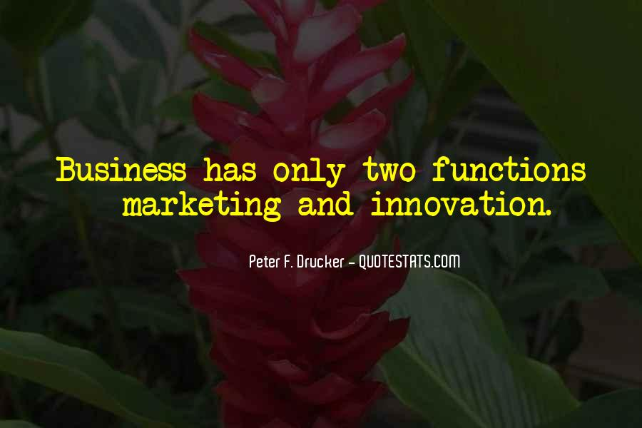 Quotes About Business Functions #734886