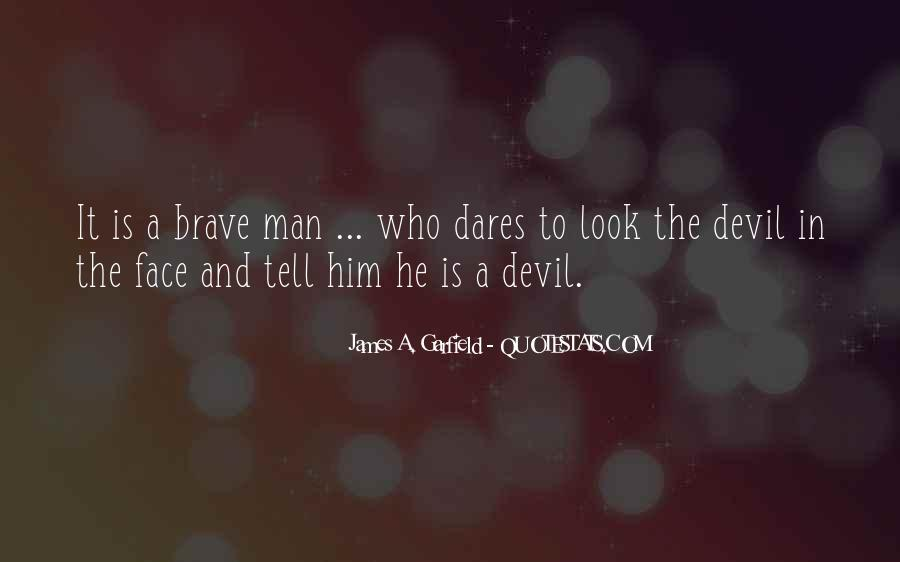 Quotes About A Brave Face #606683