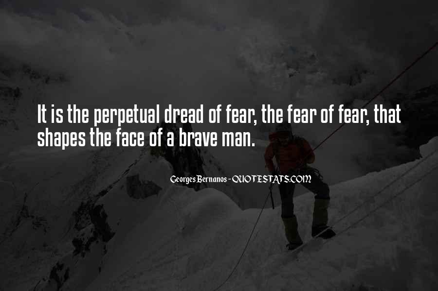 Quotes About A Brave Face #677615
