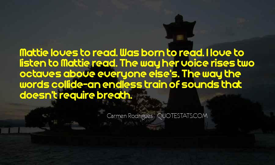 Quotes About Two Loves #1688919
