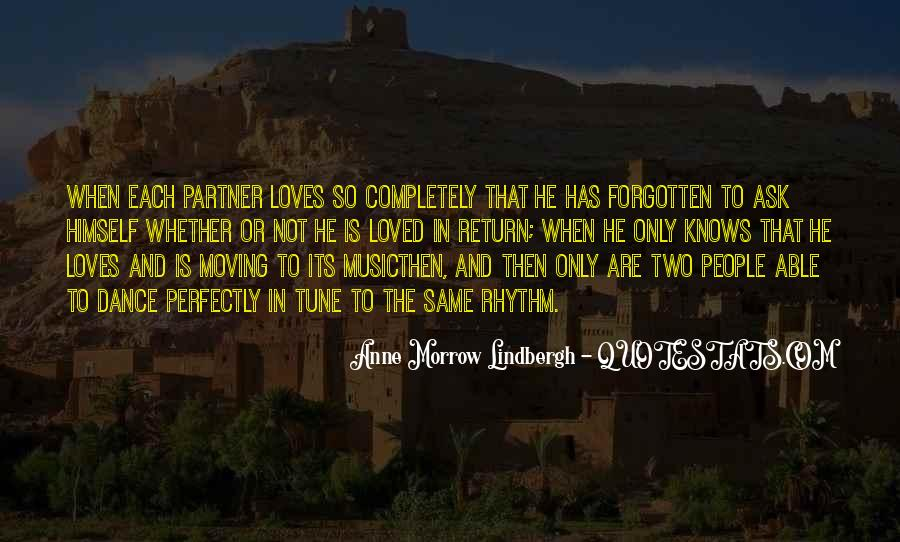 Quotes About Two Loves #1853821