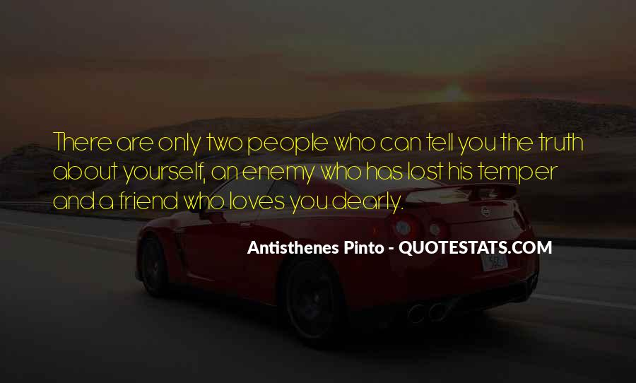 Quotes About Two Loves #427243
