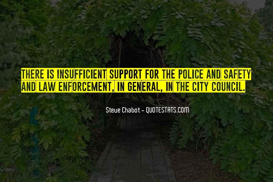 Quotes About City Council #663822