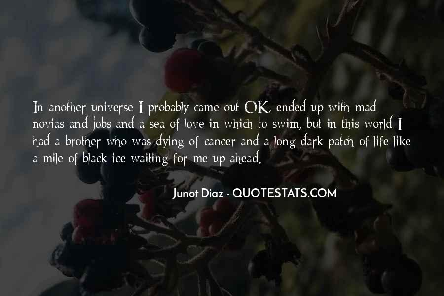 Quotes About Cancer And Life #1133873