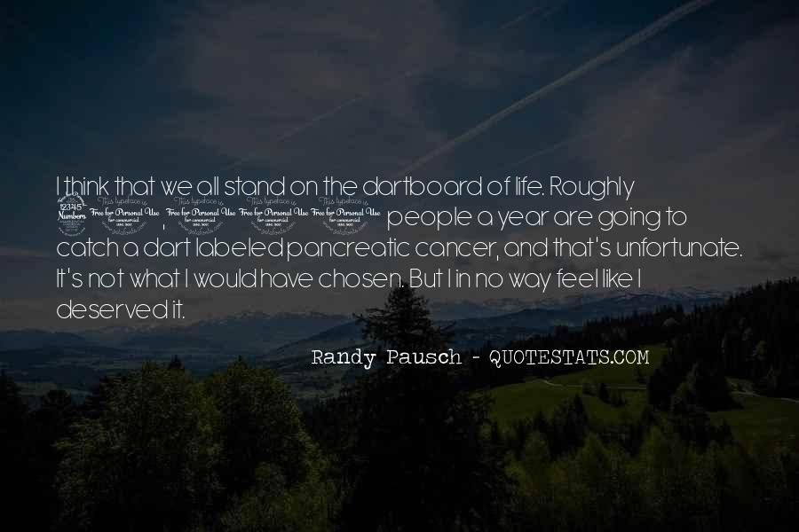 Quotes About Cancer And Life #1174993