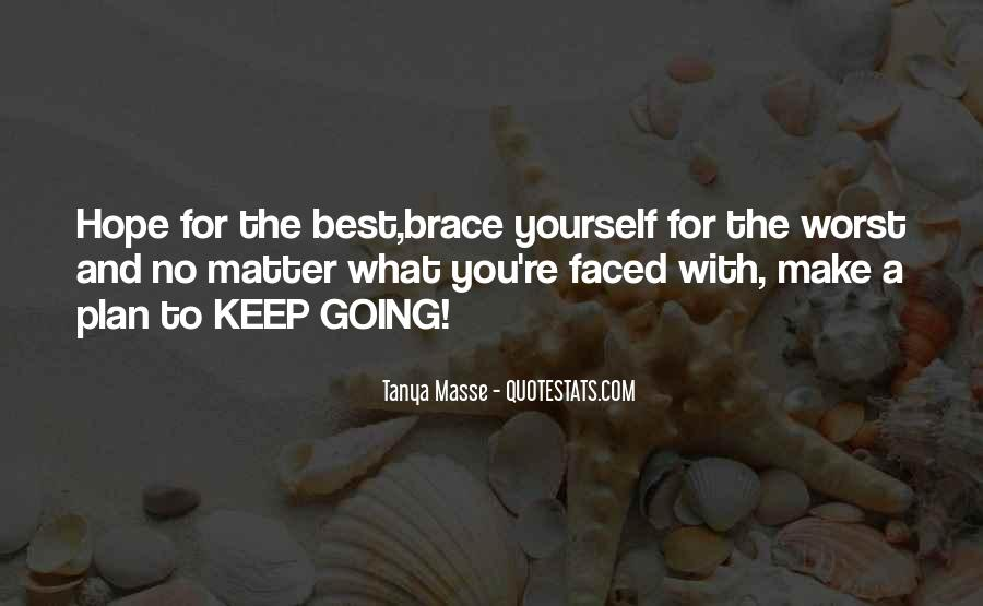 Quotes About Cancer And Life #1256657