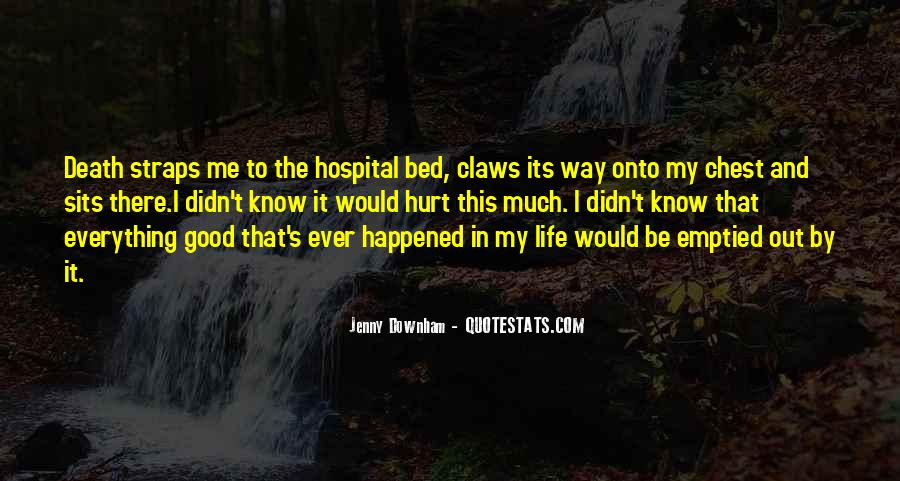 Quotes About Cancer And Life #49924