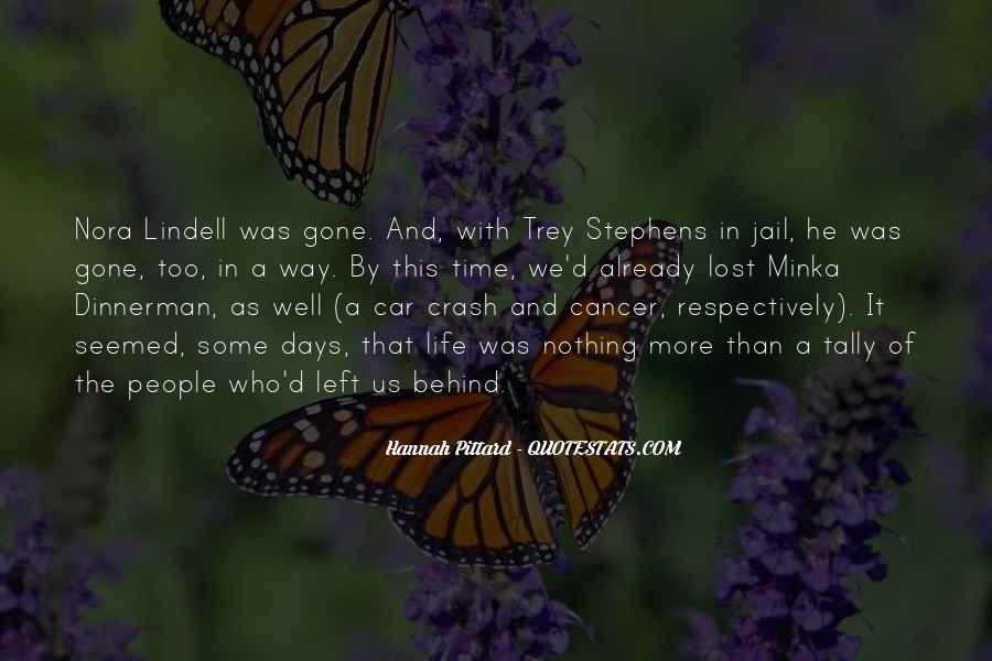 Quotes About Cancer And Life #879555