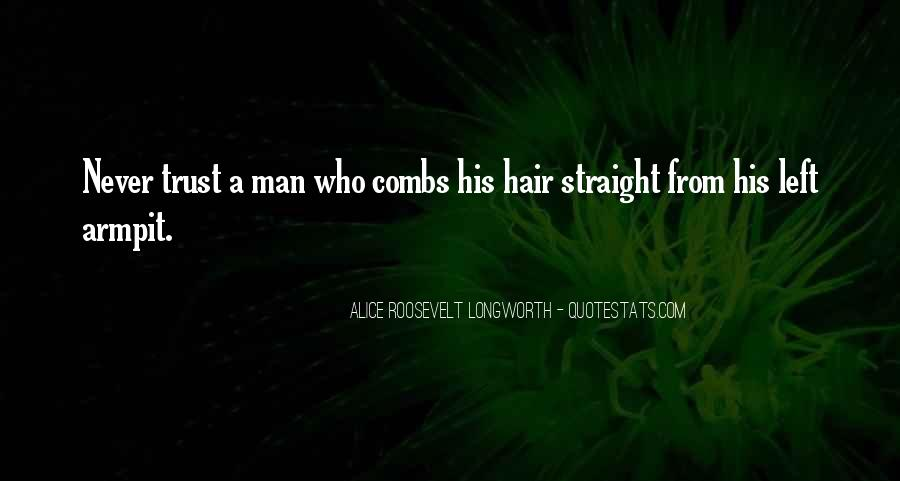 Quotes About Having Straight Hair #25364