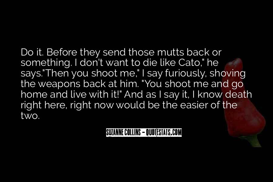 Quotes About Katniss And Peeta Hunger Games #292854