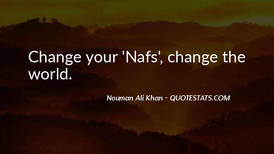 Quotes About Not Changing Someone #10666