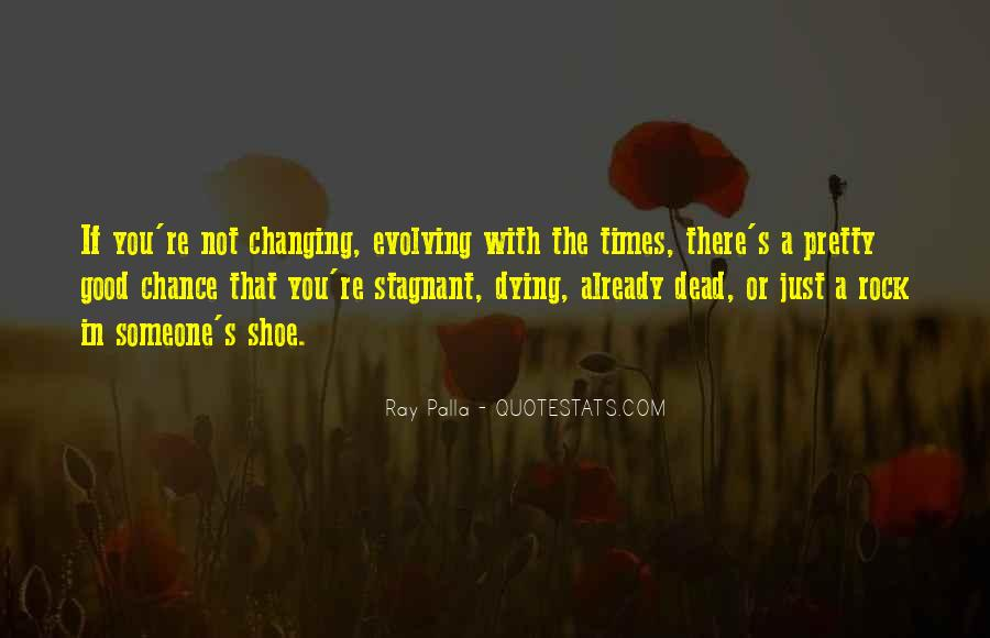 Quotes About Not Changing Someone #1849693