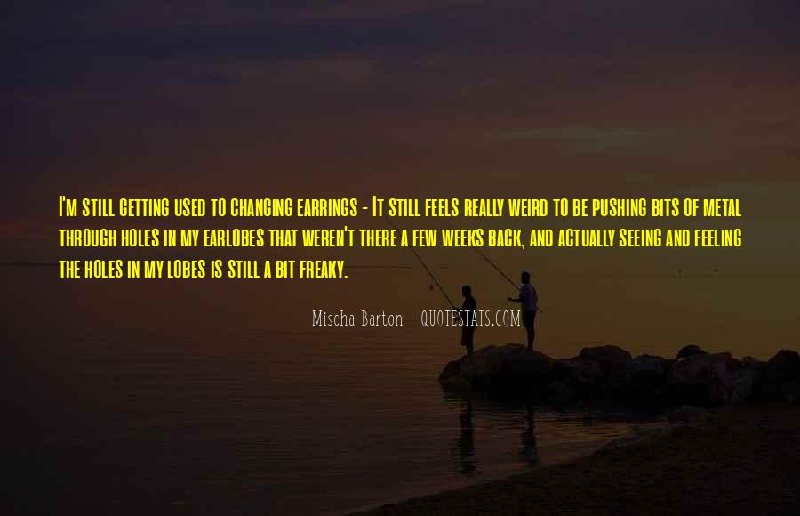 Quotes About Not Changing Someone #20537