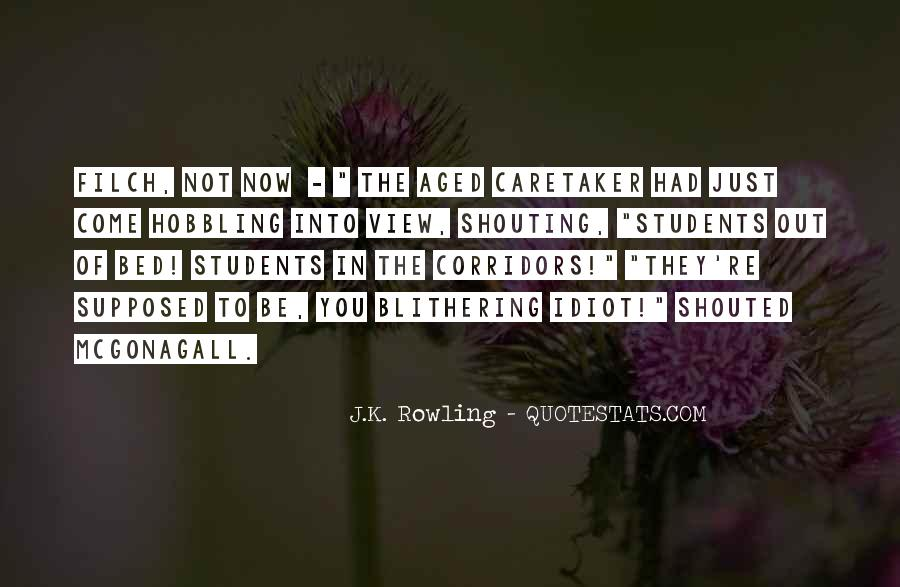 Quotes About Mcgonagall #1138022