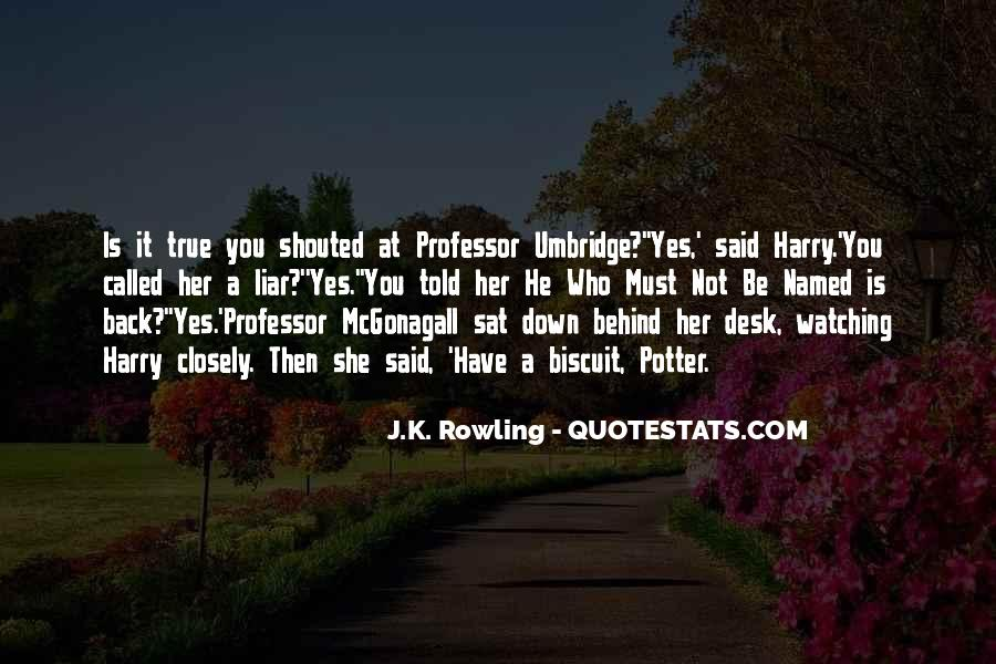 Quotes About Mcgonagall #1771656